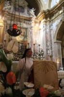 Suore, Messa, Prete, Funzione religiosa, Fedeli - Napoli - 25-08-2017 - Il sangue di Santa Patrizia si scioglie: rinnovato il prodigio