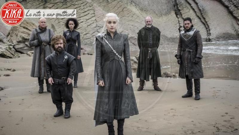 Il trono di spade, Kit Harington, Emilia Clarke - 28-08-2017 - Kit Harington sul finale di  GOT: