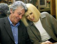 Mireille Darc, Alain Delon - - - 14-03-2003 - Addio a Mireille Darc: morta l'ex compagna di Alain Delon