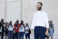 Alessandro Borghi - Venezia - 29-08-2017 - Venezia 2017: Alessandro Borghi apre la kermesse