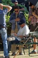 Steve Carell, Robert Zemeckis - Vancouver - 29-08-2017 - The Women of Marwen: Robert Zemeckis dirige Steve Carell