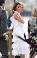 Melania Trump - Amburgo - 07-07-2017 - Melania Trump, uragano (di proteste) per il tacco 12