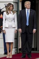 Melania Trump, Donald Trump - Washington - 15-02-2017 - Melania Trump, uragano (di proteste) per il tacco 12