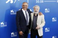 Alberto Barbera, Gianni Amelio - Venezia - 30-08-2017 - Venezia 2017: l'arrivo della giuria al Lido