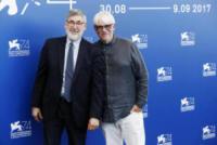 Ricky Tognazzi, John Landis - Venezia - 30-08-2017 - Venezia 2017: l'arrivo della giuria al Lido