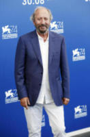 Giuseppe Piccioni - Venezia - 30-08-2017 - Venezia 2017: l'arrivo della giuria al Lido