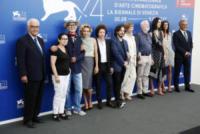 Giuria Venezia 74 - Venezia - 30-08-2017 - Venezia 2017: l'arrivo della giuria al Lido