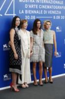 Anna Muglalis, Rebecca Hall, Jasmine Trinca, Annette Bening - Venezia - 30-08-2017 - Venezia 2017: l'arrivo della giuria al Lido