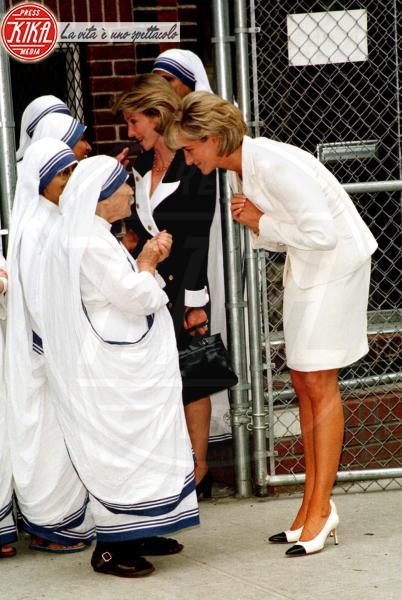 Madre Teresa di Calcutta, Lady Diana - New York - 18-06-1997 - Lady Diana, a 22 anni dalla morte una nuova rivelazione