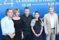 Mark Johnson, Kristen Wiig, Matt - Venice - 30-08-2017 - Venezia 74: la prima giornata della kermesse