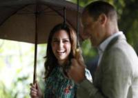 Principe William, Kate Middleton - Londra - 30-08-2017 - Kate Middleton incinta per la terza volta