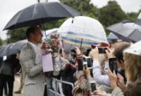 Principe William - Londra - 30-08-2017 - Lady Diana, William, Kate ed Harry al memoriale