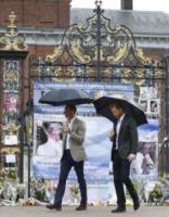 Principe William, Principe Harry - Londra - 30-08-2017 - Lady Diana, William, Kate ed Harry al memoriale