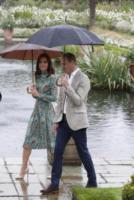 Principe William, Kate Middleton - Londra - 30-08-2017 - Lady Diana, William, Kate ed Harry al memoriale