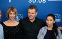 Hong Chau, Kristen Wiig, Matt Damon - Venice - 30-08-2017 - Venezia 74: la prima giornata della kermesse