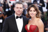 Luciana Barroso, Matt Damon - Venezia - 30-08-2017 - Le star che si sono sposate due volte con la stessa persona