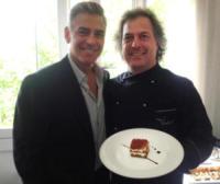 tino vettorello, George Clooney - Venezia - 28-08-2013 - Venezia 74: sarà lui a deliziare il palato di George Clooney