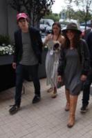Jessie Eisenberg, Rosie Perez - New York - 30-08-2017 - Sean Conney malato? Il sorriso agli US Open parla da sé