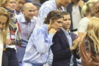 Romeo Beckham, Victoria Beckham - New York - 30-08-2017 - Sean Conney malato? Il sorriso agli US Open parla da sé