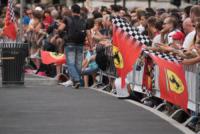 Milano Drivers Parade - Milano - 31-08-2017 - I piloti di F1 si sono messi alla guida... delle auto d'epoca