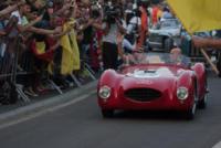 Stoffel Vandoorne - Milano - 31-08-2017 - I piloti di F1 si sono messi alla guida... delle auto d'epoca