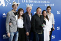 Ai Weiwei - Venezia - 01-09-2017 - Venezia74: Ai Weiwei presenta Human Flow