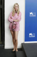 Chloe Sevigny - Venezia - 01-09-2017 - Venezia 74: Chloe Sevigny in vichy al photocall di Lean on Pete