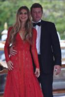Federico Alverà, Nicoletta Romanoff - Venezia - 01-09-2017 - Il dolce annuncio di Nicoletta Romanoff: