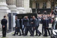 Mireille Darc - Parigi - 01-09-2017 - L'ultimo saluto di Alain Delon all'amata Mireille Darc