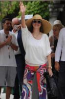 Susan Sarandon - Venezia - 02-09-2017 - Venezia 74, Susan Sarandon arriva con i figli in Laguna