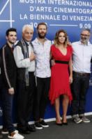 Alessandro Borghi, Michele Placido, Claudia Gerini - Venezia - 02-09-2017 - Netflix,dopo Suburra arriva Baby, sul caso squillo ai Parioli