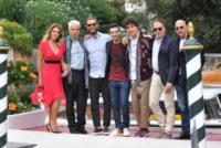 cast Suburra - Venezia - 02-09-2017 - Venezia 74, la scollatura di Chiara Ferragni conquista il Lido