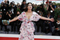 Maria Grazia Cucinotta - Venezia - 02-09-2017 - Venezia 74, Clooney-Amal, la coppia perfetta del festival
