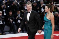 Luciana Barroso, Matt Damon - Venezia - 02-09-2017 - Venezia 74, Clooney-Amal, la coppia perfetta del festival