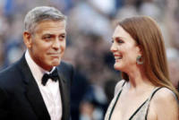 Julianne Moore, George Clooney - Venezia - 02-09-2017 - Venezia 74, Clooney-Amal, la coppia perfetta del festival