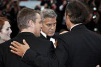 Matt Damon, Julianne Moore, Alexandre Desplat, George Clooney - Venezia - 02-09-2017 - Venezia 74, Clooney-Amal, la coppia perfetta del festival