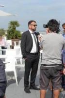 leone mazzeo - Venezia - 31-08-2017 - Venezia 74, Alessandro Borghi, che risate da Tino Vettorello