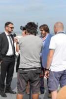 Giuseppe Battiston - Venezia - 31-08-2017 - Venezia 74, Alessandro Borghi, che risate da Tino Vettorello
