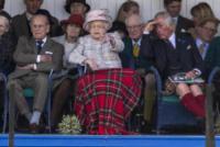 Principe Carlo d'Inghilterra, Regina Elisabetta II, Principe Filippo Duca di Edimburgo - Scotland - 02-09-2017 -