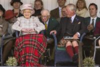 Principe Carlo d'Inghilterra, Regina Elisabetta II - Scotland - 02-09-2017 -