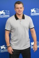 Matt Damon - Venice - 02-09-2017 - Venezia 74: la quarta giornata della kermesse