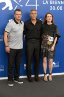 Matt Damon, Julianne Moore, George Clooney - Venice - 02-09-2017 - Venezia 74: la quarta giornata della kermesse