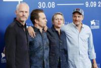Martin McDonagh, Woody Harrelson, Frances Mcdormand, Sam Rockwell - Venezia - 04-09-2017 - Venezia 2017: standing ovation per il film di Martin McDonagh