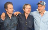 Woody Harrelson, Frances Mcdormand, Sam Rockwell - Venice - 04-09-2017 - Venezia 74: la sesta giornata della kermesse