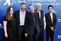 David Batty, Michael Caine - Venezia - 05-09-2017 - Venezia 2017: My Generation, il docufilm su Michael Cane