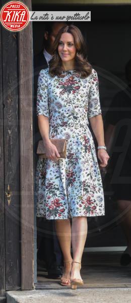 Kate Middleton - Gdansk - 18-07-2017 - Kate Middleton e Mary di Danimarca, lo stile è lo stesso