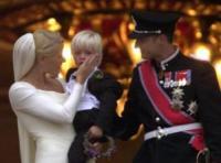 Principe Haakon Magnus di Norvegia, Mette-Marit di Norvegia - Oslo - 25-08-2001 - Harry e Meghan all'altare insieme? Non sarebbe la prima volta...