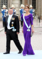 Re Abdullah di Giordania, Rania di Giordania - Stoccolma - 19-06-2010 - Kate Middleton e le altre: da Cenerentola a principessa