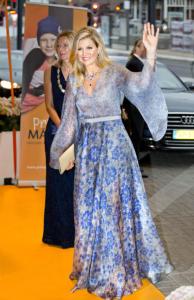 Regina Maxima d'Olanda - Amsterdam - 05-09-2017 - Kate Middleton e le altre: da Cenerentola a principessa