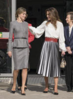 Rania di Giordania, Letizia Ortiz - Madrid - 20-11-2015 - Kate Middleton e le altre: da Cenerentola a principessa
